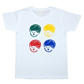 4-color-mash Tshirt