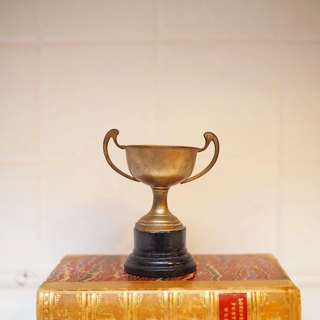British antique trophy collection small D