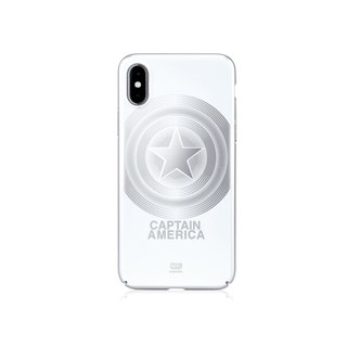 InfoThink Avengers Captain America iPhone Case