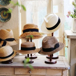 Wooden hat rack 17cm