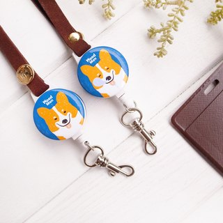 Corgi, Extendable card holder