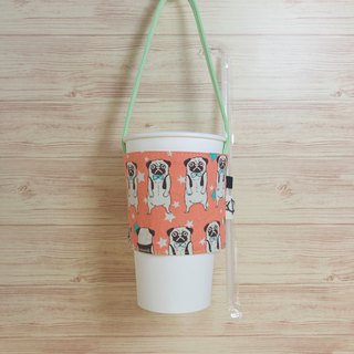 Pug Environmental Drink Beverage Bag