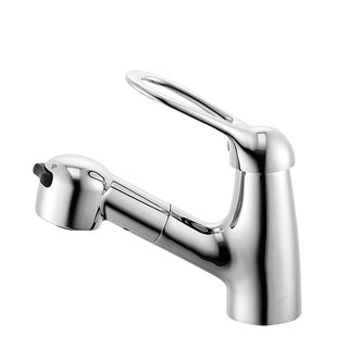 Kiwitap pull-out basin faucet