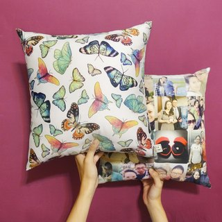 FunPrint  customize 16 grid Pillow butterfly Pattern