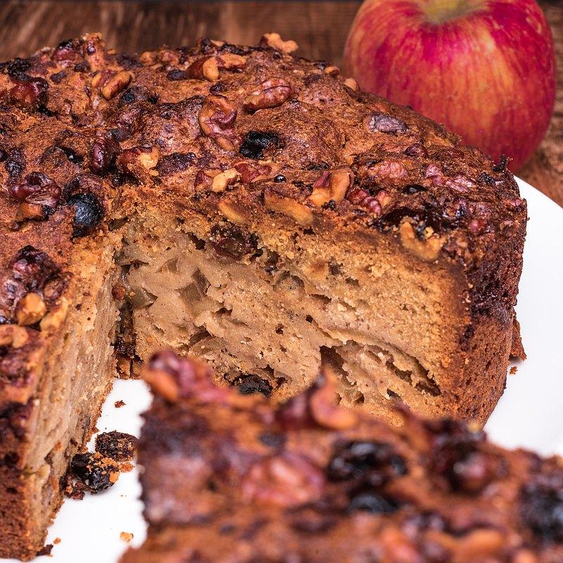 英式鄉村蘋果肉桂蛋糕Cinnamon Apple Cake