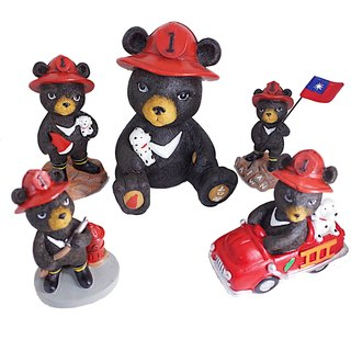 "Goody Bag - ""Super Offer"" - Taiwanese ""Bear"" Series Set (5 in total)"