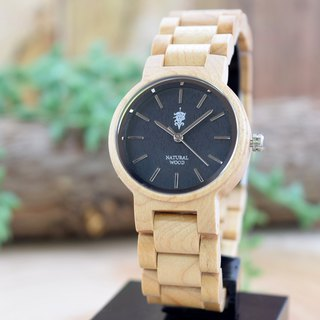 EINBAND Dank Maplewood 32mm Wooden Watch