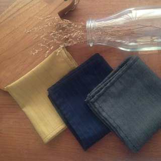 Pocket Square Set 3 - Stripe