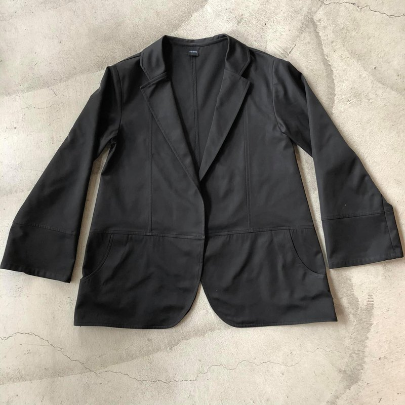 8 lie down. Curved jacket