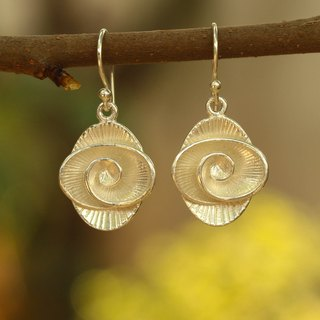 Passion - Silver Earrings / Sterling Silver / Silver 925 / Earrings / 耳環 / 銀