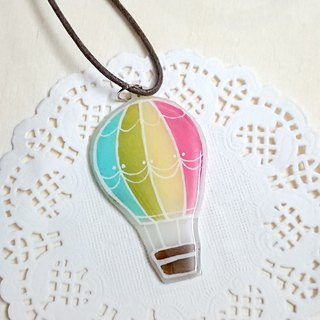 MILKY KISS || Hand-painted Hot Air Balloon Items