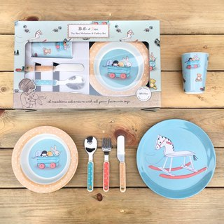 Belle & Boo Toy Box Cutlery Set