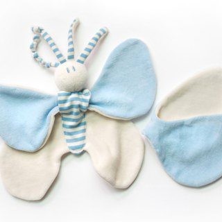 Little Butterfly Mommy Fragrant Organic Cotton Comforting Towel