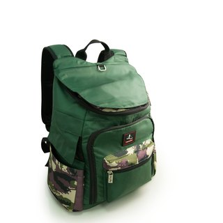 After the pet goes out, the backpack _ army green