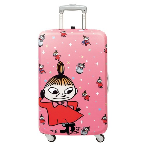 LOQI suitcase jacket / Moomin little pink [L]