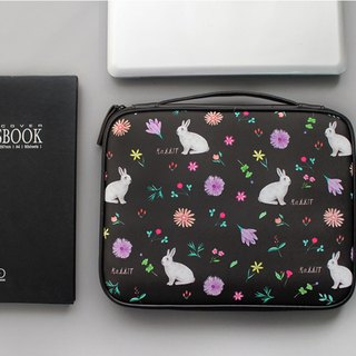 13inch Multi Notebook case ver.2_Rabbit