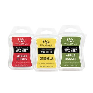 【VIVAWANG】 WW1oz Scented Wax (Xiayi Triad) Harvest apple + dark red berry + lemongrass