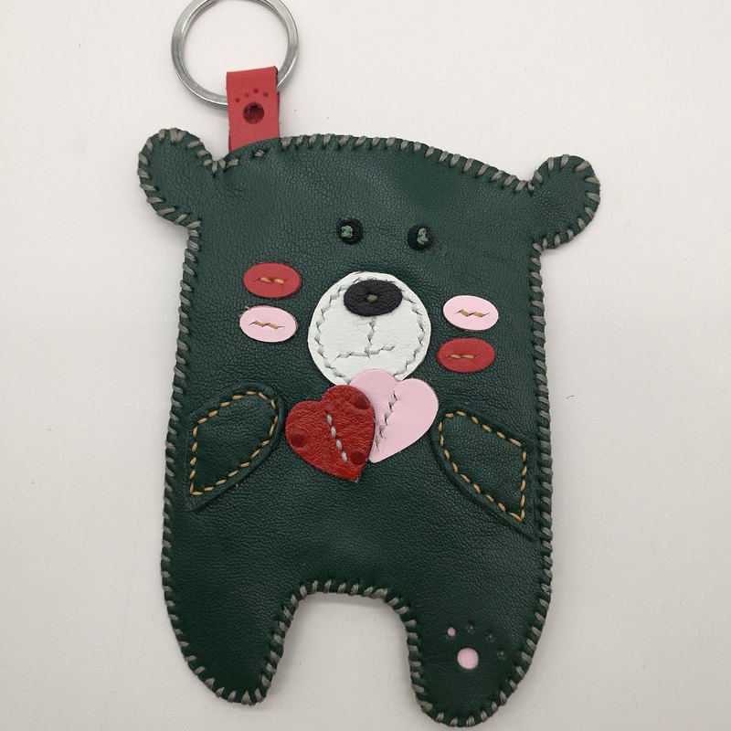 Taiwanese Black Bear Coin Purse-Taiwanese Black Bear