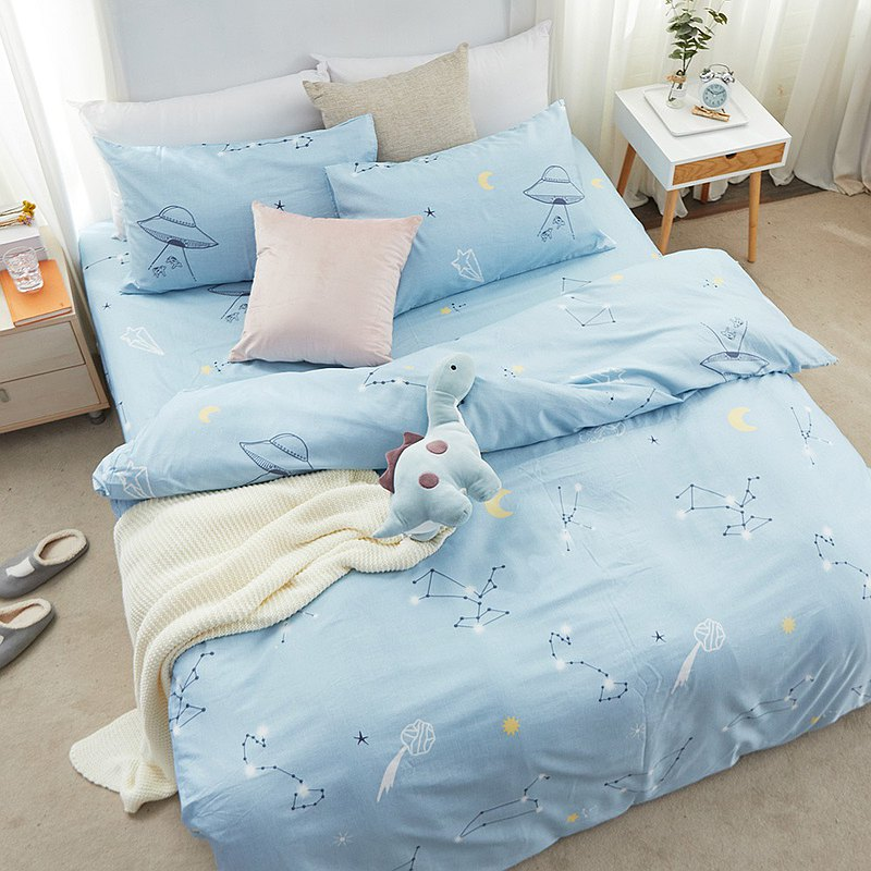 Bedding cover set-single / three-piece Austrian Tencel / Made in Taiwan