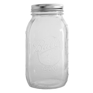Ball Mason Jar Mason Jar _32oz Narrow Can