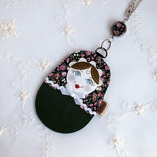 Matryoshka Pass Case · Seacret Garden1 (MP-061)