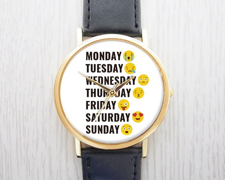 The mood of the week - women's watch / men's watch / neutral watch / accessories [Special U Design]