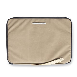 RAWROW-Dadi series -15吋 dual-use computer bag (hand / hand) - khaki - RCL102BE