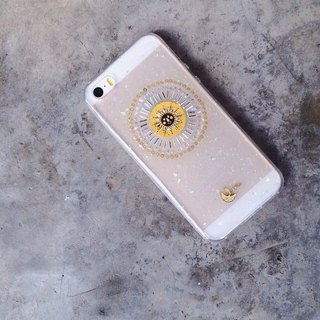 RISING HARI - PHONE CASE / CLEAR