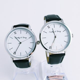 Customized simple large surface watch B004G-1 / B004L-1