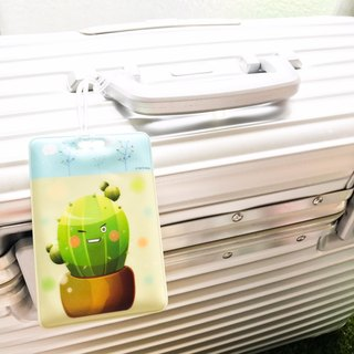 苏阿福拉邦 | money card ticket clip luggage tag - warm Card Division
