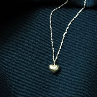 Simple - 925 sterling silver necklace