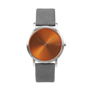 Minimal Watches : Metal Project Vol.02 - COPPER  (ฺGray)