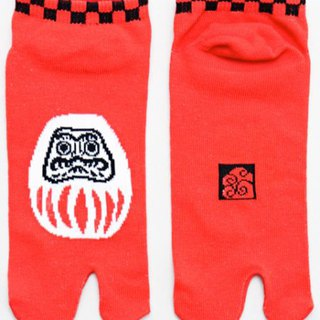 Pre-order Dharma tumbler short version - two fingers socks foot bag 7JKP8211
