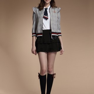 Wellsger Short Jacket