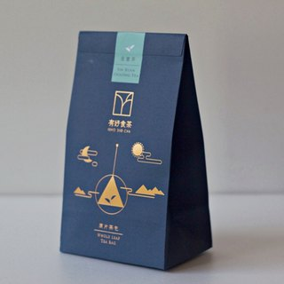 [There is a good food tea] Alishan milk fragrant golden tea bag 12 into