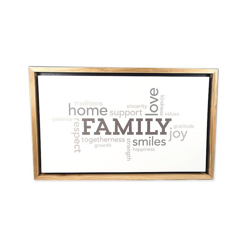 Collective noun of home [Hallmark-text gift wooden ornaments]