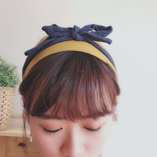 Exchange gift Elastic hair band