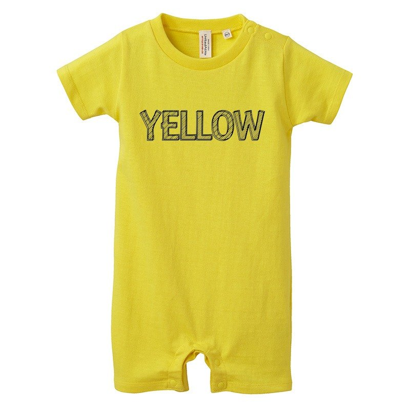 [Rompers] yellow
