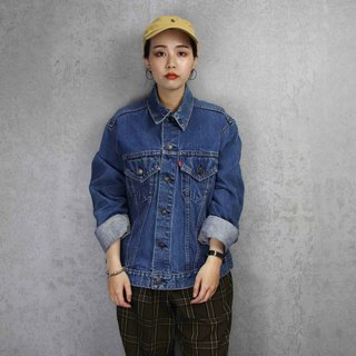 Tsubasa.Y Vintage House Levis Denim Jacket 013 , denim jacket
