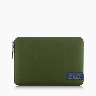 Matter Lab CÂPRE Macbook Air 13.3 Storage Case - Pine Green