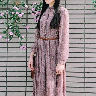 Spend vintage | Nippon floral dress Manor