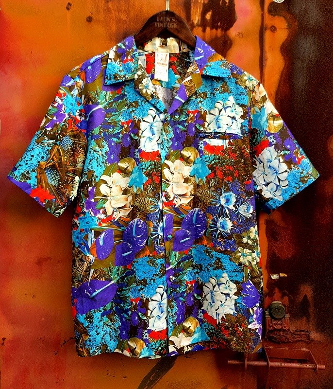 Little Tortoise Ge - Japan Summer Hibiscus A La ancient shirt