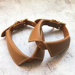 Collar pet collar dog collar handmade leather