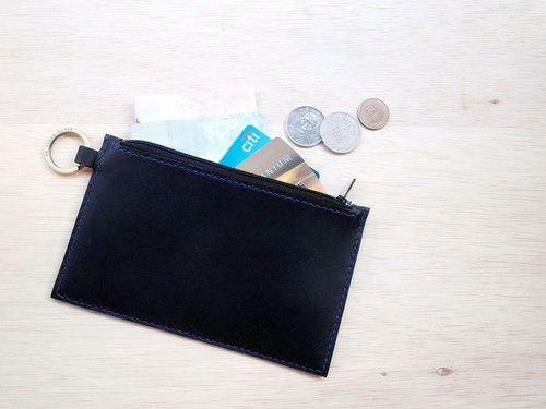 Leather Wallet (12 colors/ngraving service)