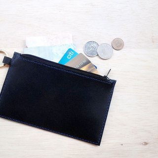 Leather Wallet (16 colors/ngraving service)