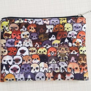 Cat Pencil Case / Pouch