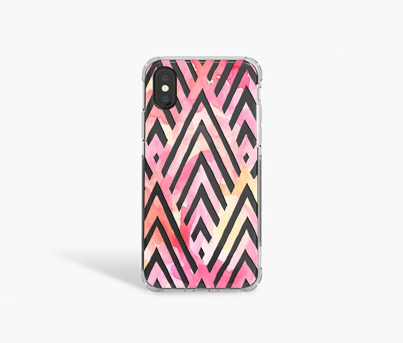 Chevron iPhone 7 Case Clear iPhone 8 Case Clear iPhone 7 Plus Case iPhone 6S