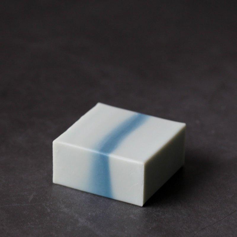萊姆冰河皂 -萊姆與薄荷