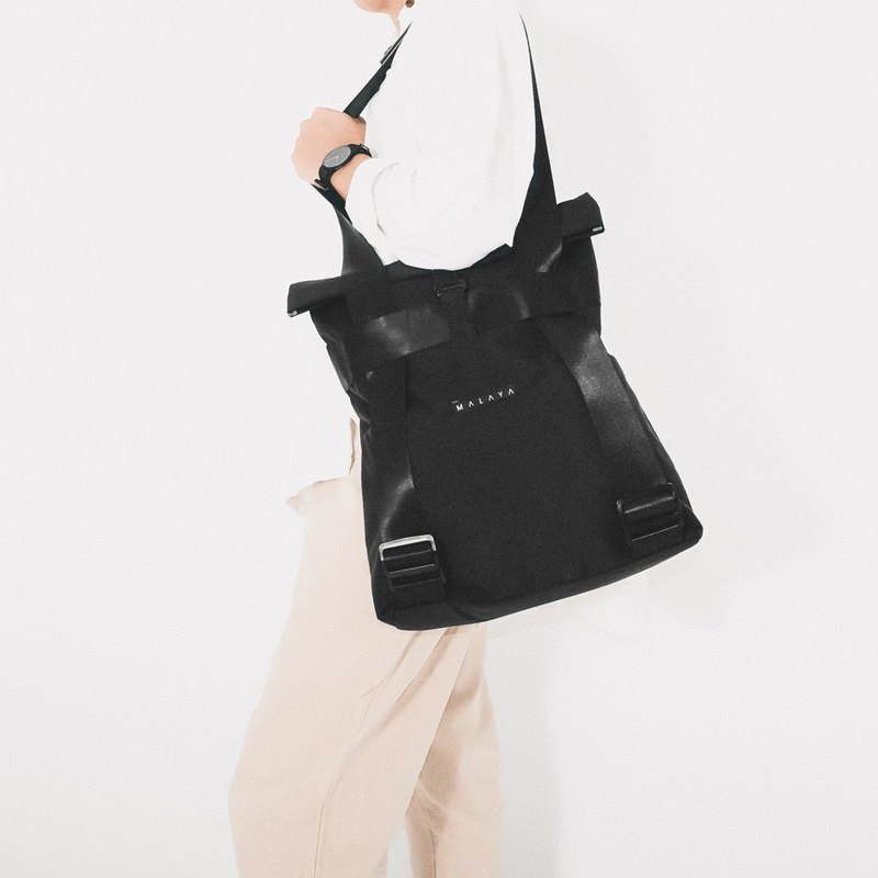 Malaya-03 Black Multi-Carry Bag