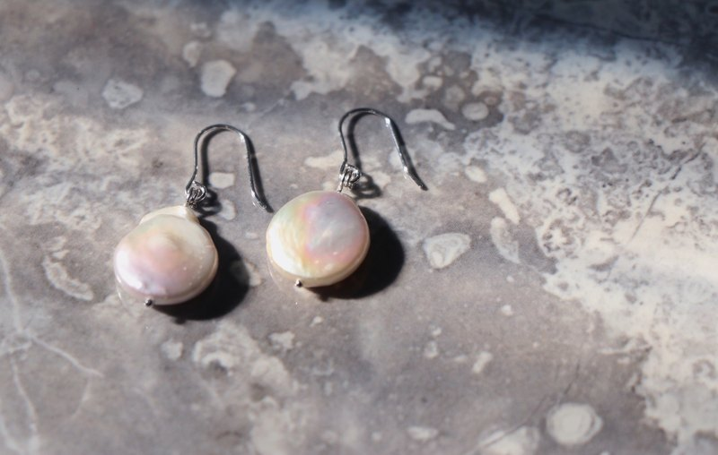 Origin Series Pearl Dangle Earrings
